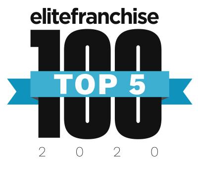 1. EF100 TOP5 Logo