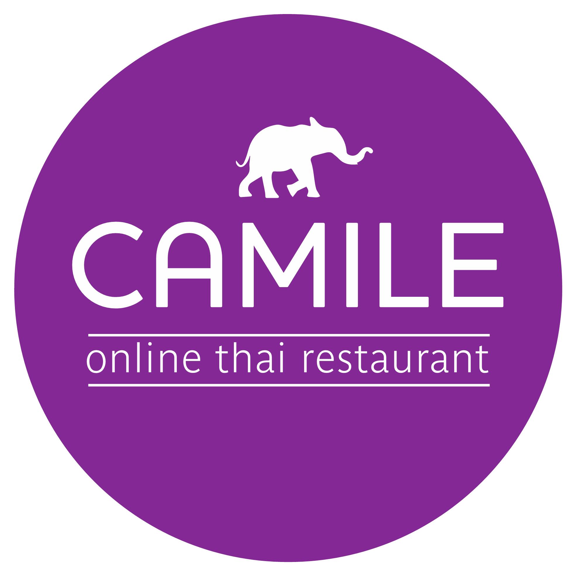 Camile Thai Logo