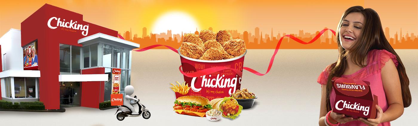 Chicking Banner