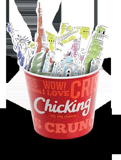 Chicking Bucket