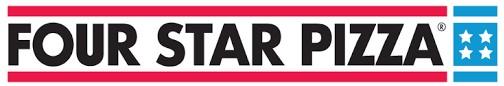 Four Star Pizza IE Logo