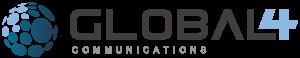 Global 4 Communications Logo