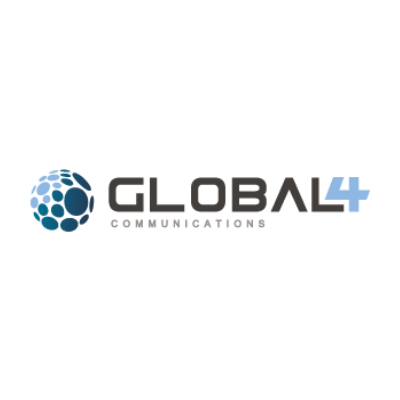 Global 4 Communications Logo