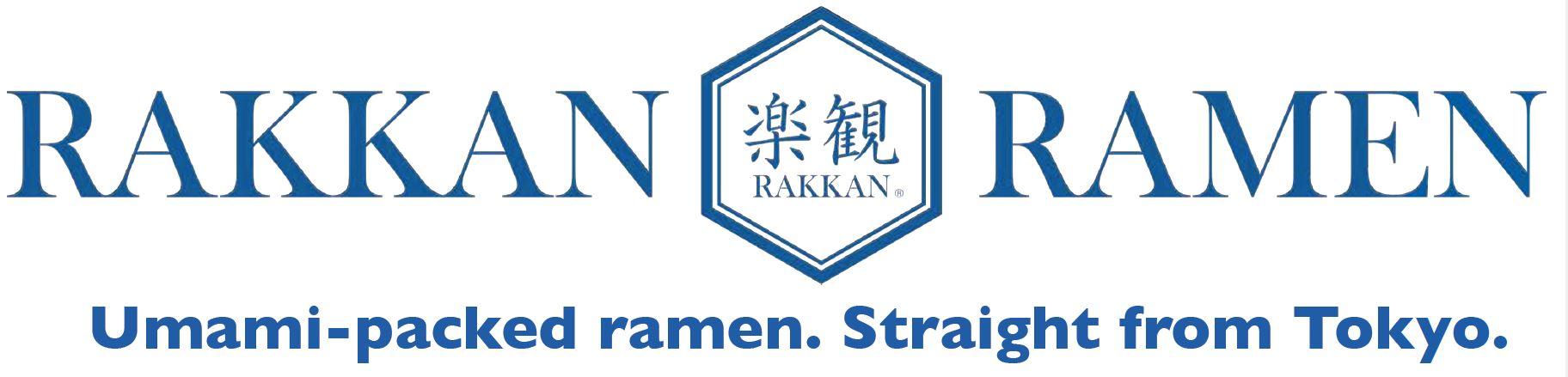 Rakkan Ramen Logo